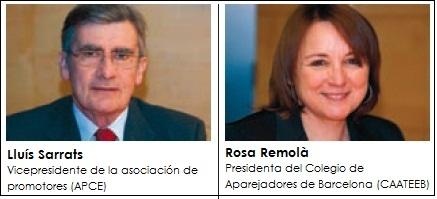 Lluís Marsà y Rosa Remolà