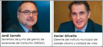 Jordi Sarrats y Xavier Olivella